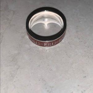 Jewelry - FSU Ring